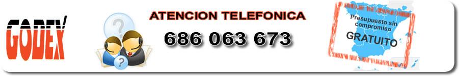 Servicio técnico impresoras de etiquetas Godex Murcia
